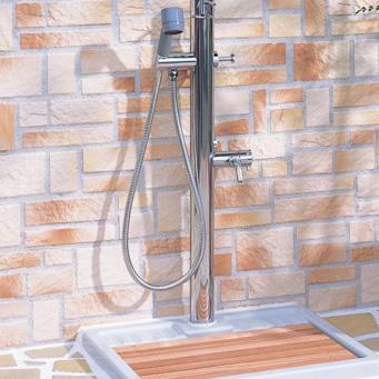 屋外排水・水栓柱