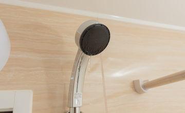 シャワーの水漏れ