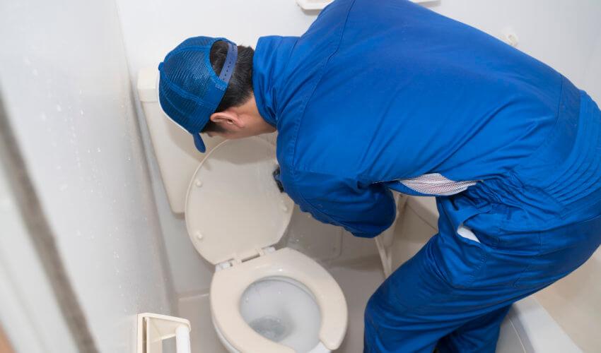 トイレタンク交換