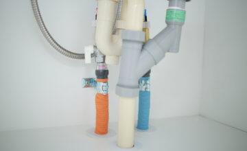 水道配水管漏水