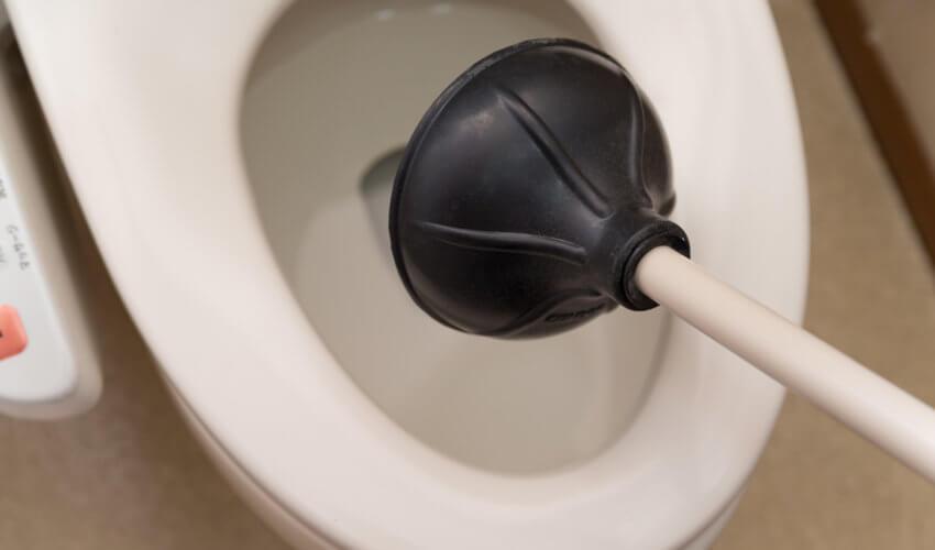 トイレトラブル