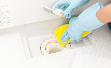 風呂の排水溝の掃除方法は?つまったときの対処法も押さえておこう!