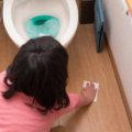 トイレの床から水漏れ!修理は可能?自分でできる対処とは?